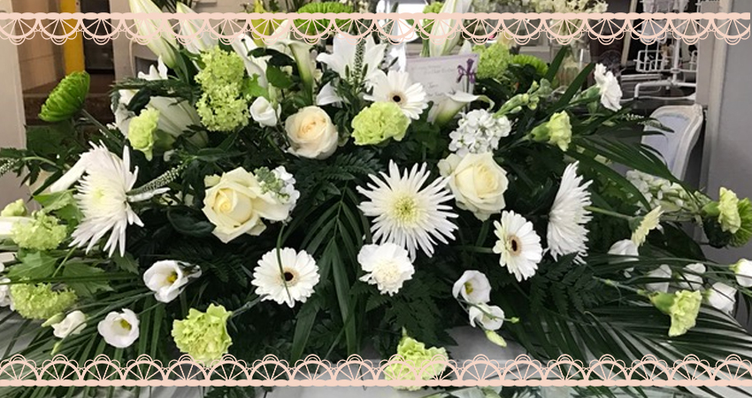urban flowers southport funeral tribute