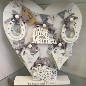 Wedding Hearts / Pieces £3.00