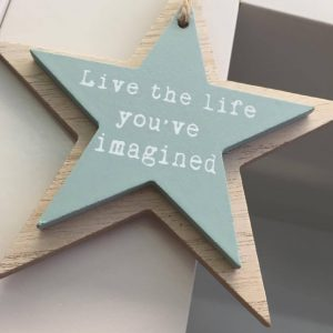 Live the Life You've Imagined - Stars £3.50