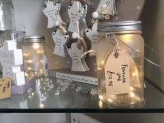 Led jars £10.95