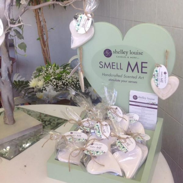 Shelley Louise Scented Oil Hearts for Radiators £7